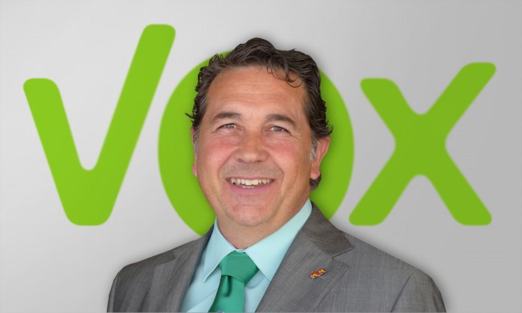 Pedro García - VOX Ávila - TiétarTeVe