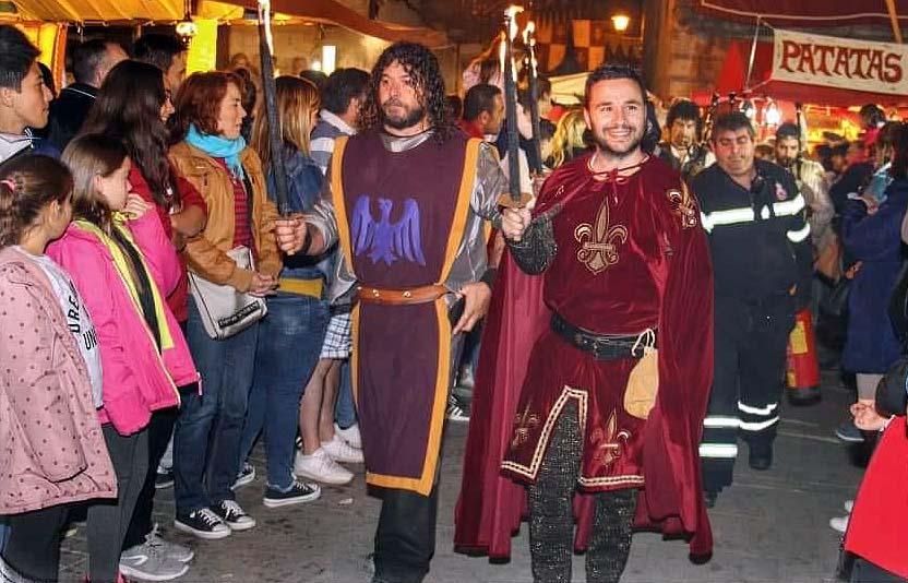 Mercado Medieval de La Adrada - TiétarTeVe