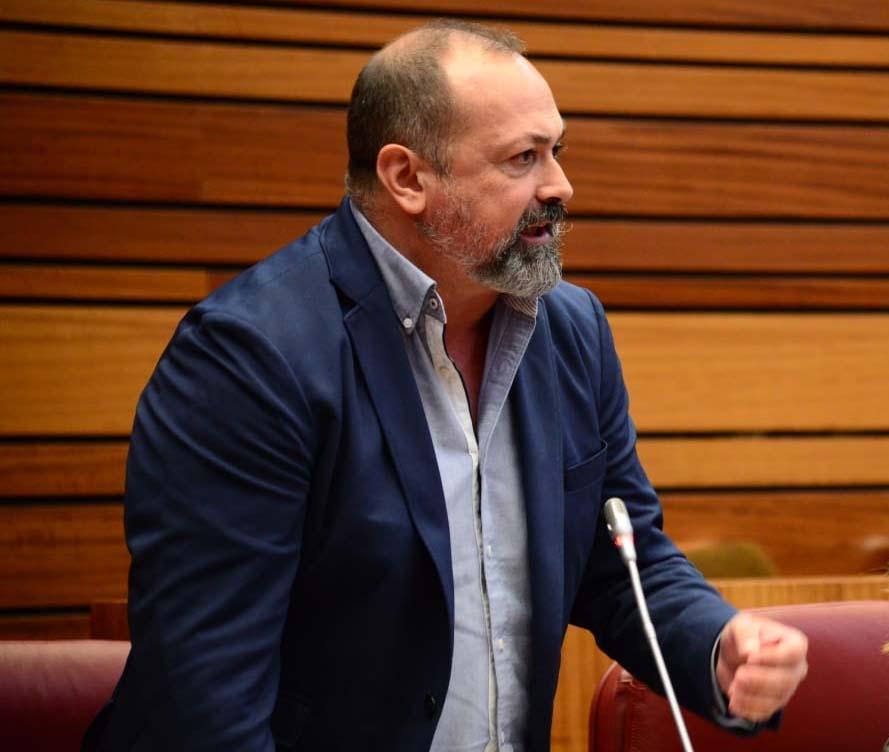 Miguel Hernández Alcojor - PSOE Ávila - TiétarTeVe