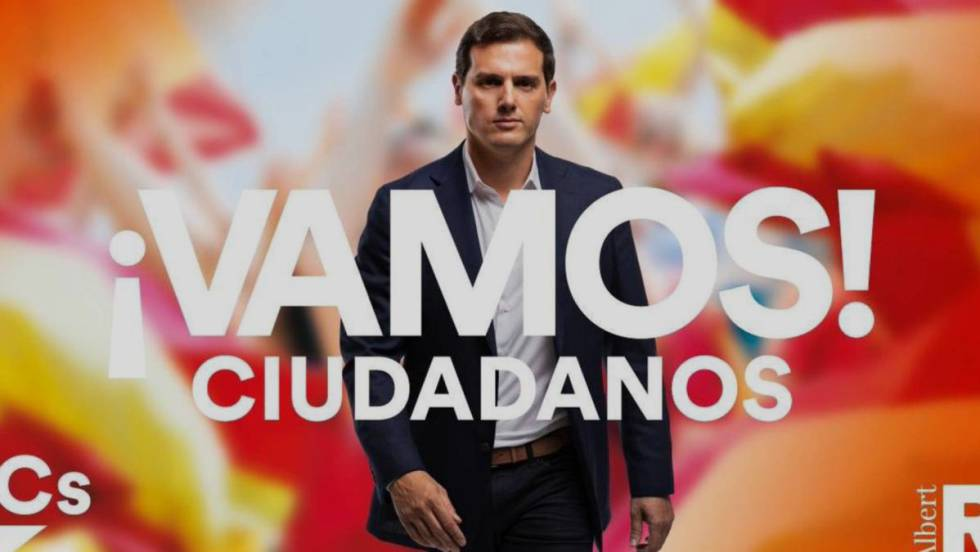 2019-11-10 Cartel Ciudadanos - TiétarTeVe