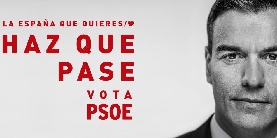 2019-11-10 Cartel PSOE - TiétarTeVe