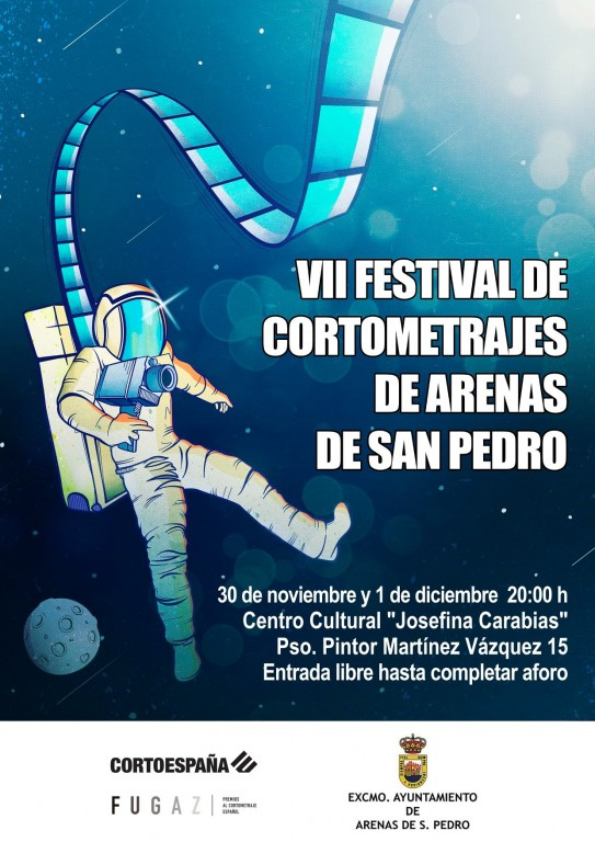 VII Festival de Cortometrajes en Arenas de San Pedro - TiétarTeVe