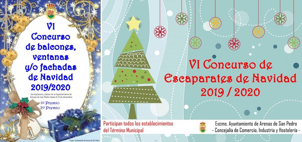 Concurso Balcones Escaparates Arenas de San Pedro - TiétarTeVe