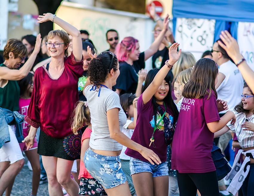 Proyecto Jovenes Solidarios - TiétarTeVe