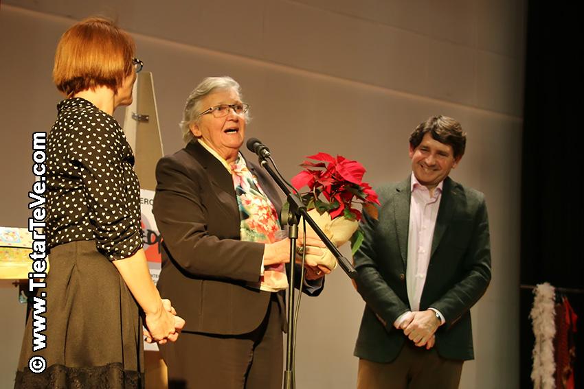 Festivales Boccherini entrega recaudación a la Asociación AREDIS - Arenas de San Pedro - TiétarTeVe