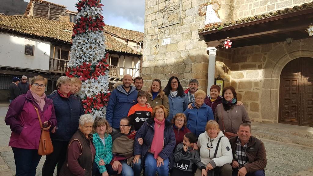 Decoración Navidad - Poyales del Hoyo - TiétarTeVe