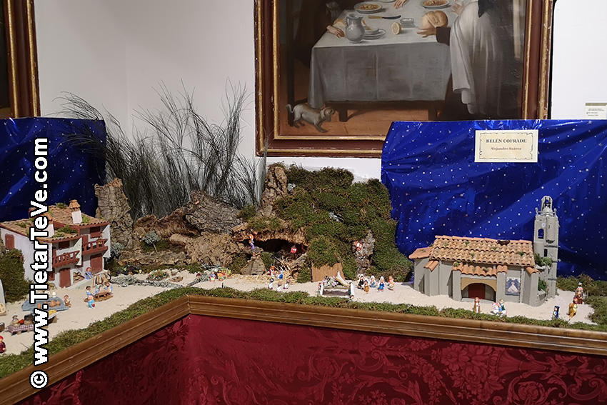 Exposición de Belenes - Arenas de San Pedro - TiétarTeVe