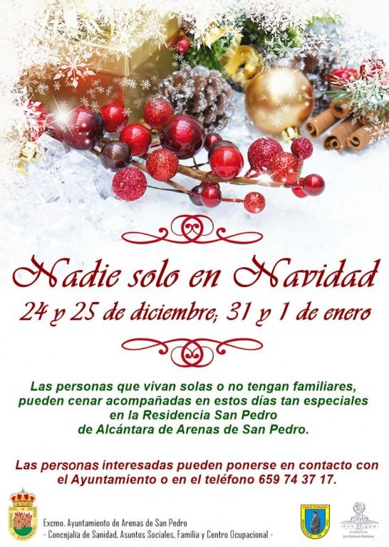 Nadie Solo en Navidad - Arenas de San Pedro - TiétarTeVe