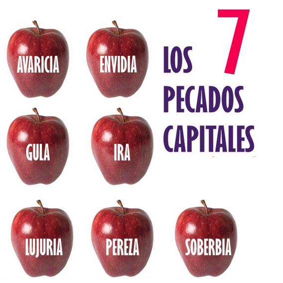 7-PECADOS-Capitales - TiétarTeVe