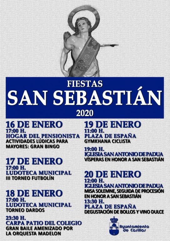 San Sebastián 2020 - Casillas - TiétarTeVe