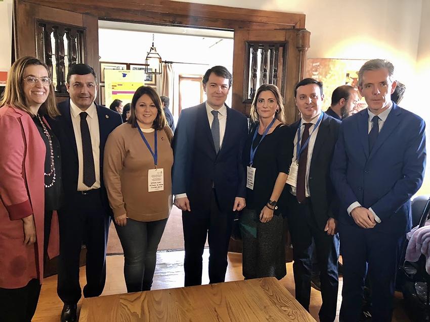 Firma Declaración de Gredos - TiétarTeVe