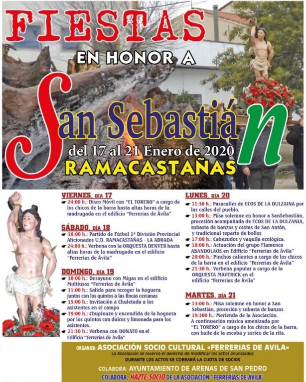 San Sebastián 2020 - Ramacastañas - TiétarTeVe