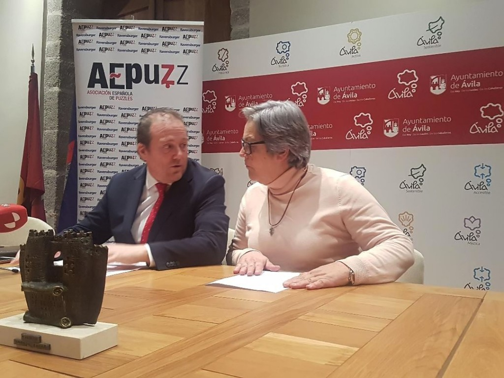 "V Concurso de Puzzles ""Ciudad de Ávila"" - TiétarTeVe"