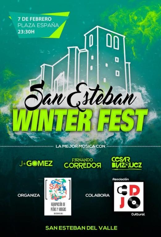 WinterFest  San Esteban del Valle - TiétarTeVe
