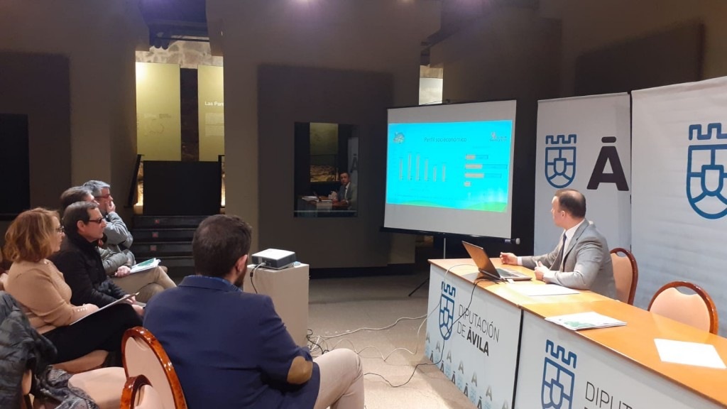 Estudio Big Data Turismo Inteligente - Diputación de Ávila - TiétarTeVe