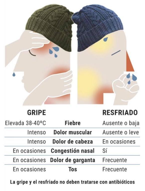 Gripe en Castilla y León - TiétarTeVe