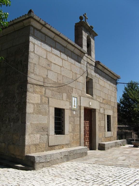 Ermita de Nuestra Señora de los Remedios - Sotillo de La Adrada - Foto M.Peinado - TiétarTeVe