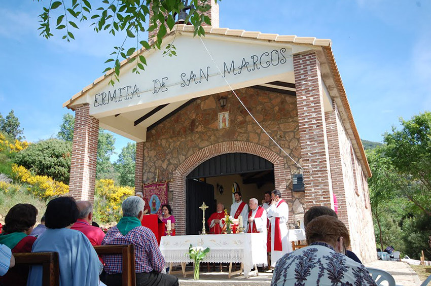 Ermitade San Marcos - Santa María del Tiétar - TiétarTeVe