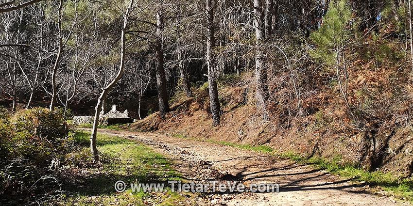 Ruta Arbillas - Fuente con pilón - TiétarTeVe