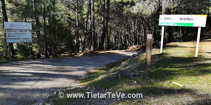 Inicio Ruta Arbillas - TiétarTeVe