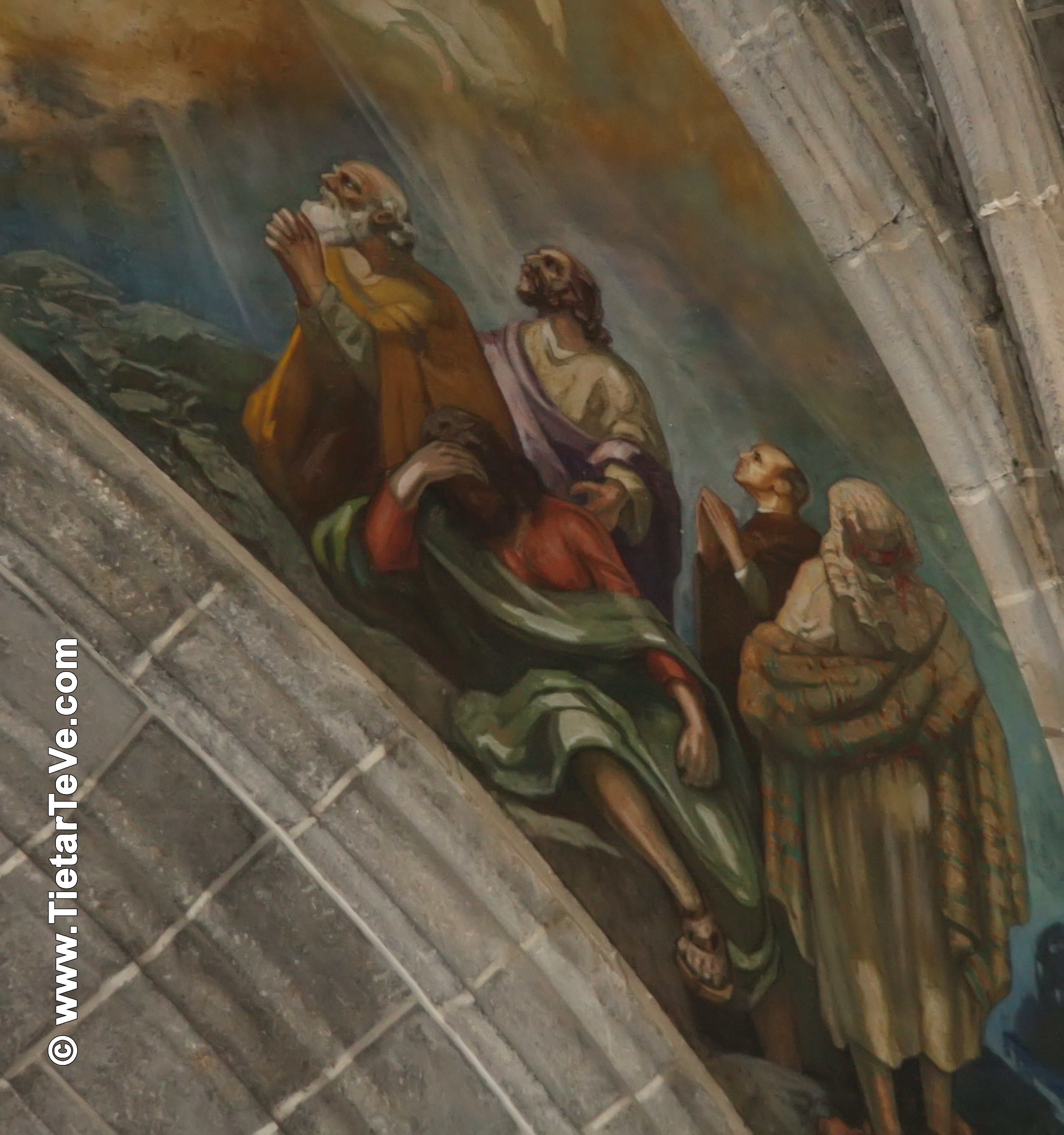 Iglesia de Nuestra Señora de la Asunción- Arenas de San Pedro - TiétarTeVe