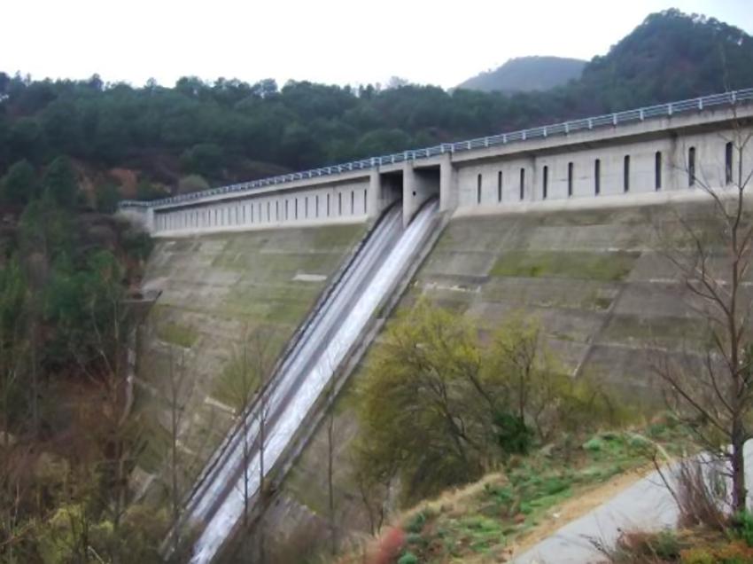 Presa del Pajarero - Santa María del Tiétar - TiétarTeVe