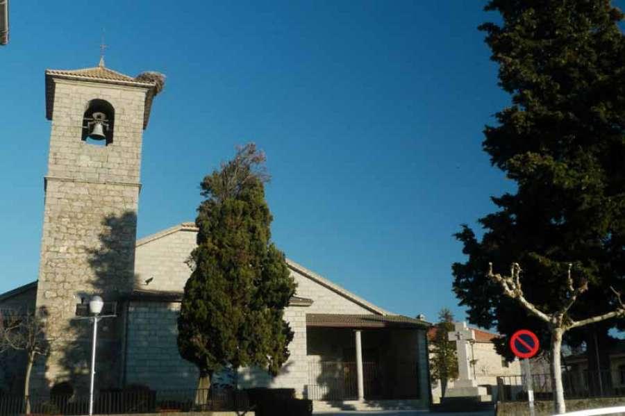 Sotillo de La Adrada - Iglesia Parroquial