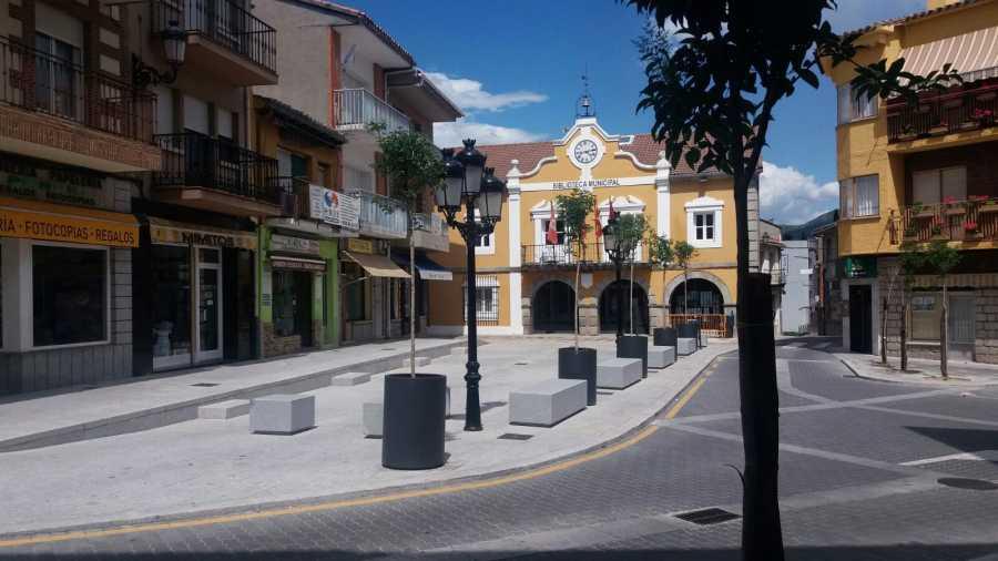 Sotillo de La Adrada - Ayuntamiento viejo