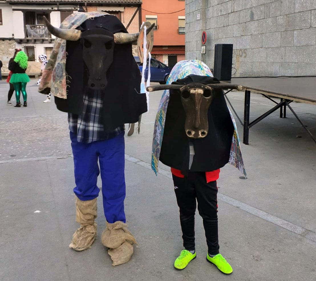 Carnaval Tradicional de El Hornillo - TiétarTeVe