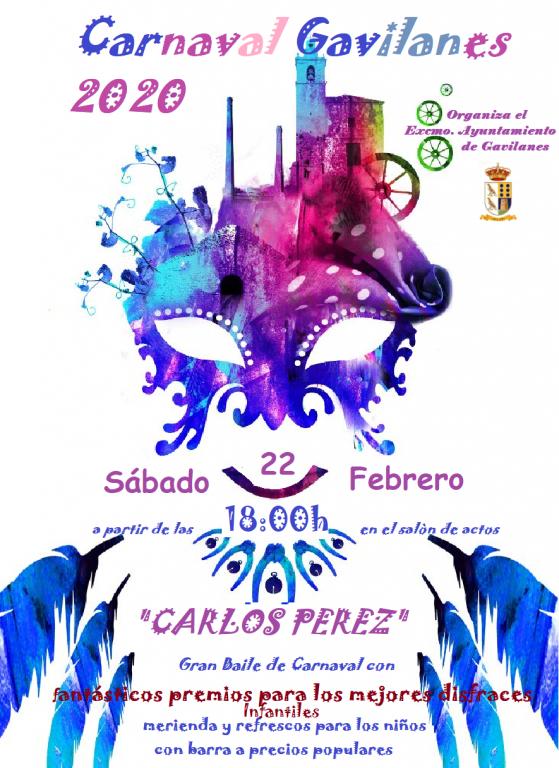Carnaval 2020 Gavilanes - TiétarTeVe