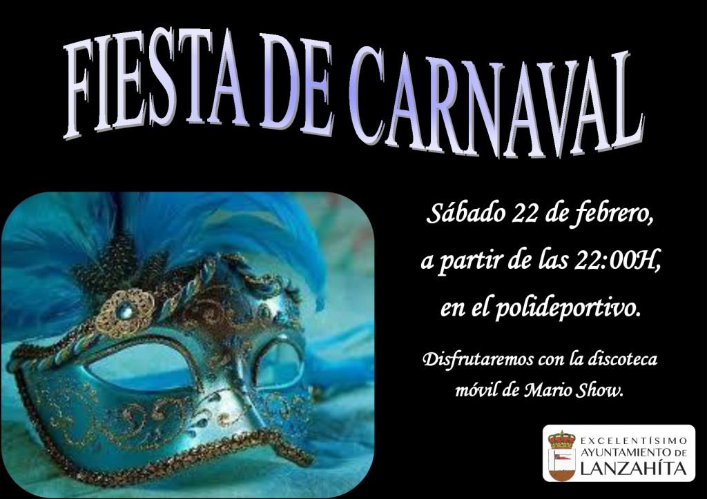 Carnaval 2020 en Lanzahíta - TiétarTeVe