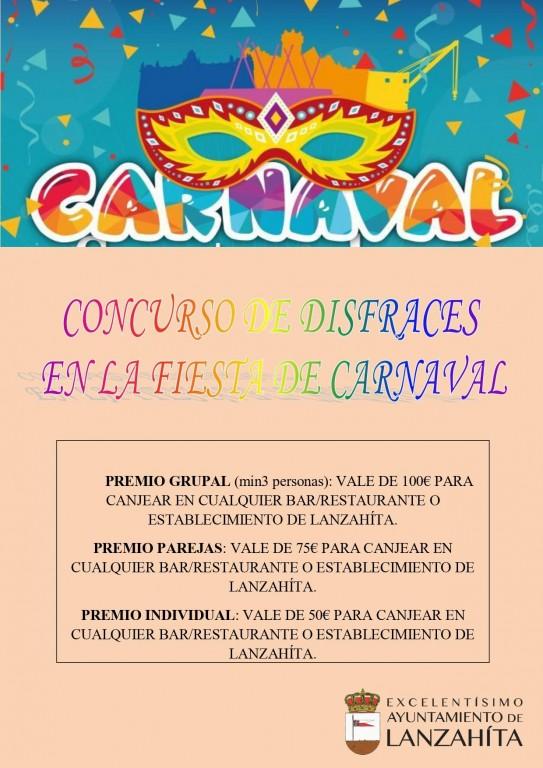 Carnaval Lanzahíta - TiétarTeVe