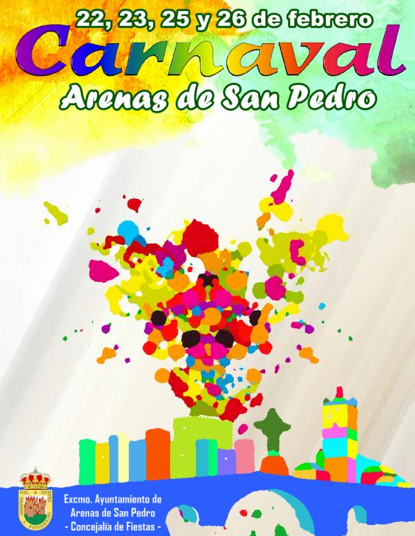 Carnaval 2020 Arenas de San Pedro - TiétarTeVe