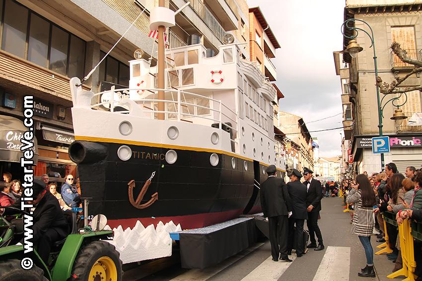 Carnaval Infantil - Arenas de San Pedro - TiétarTeVe
