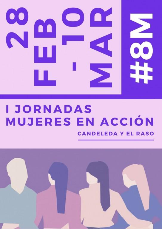 Mujeres en Acción - Candeleda y El Raso - TiétarTeVe