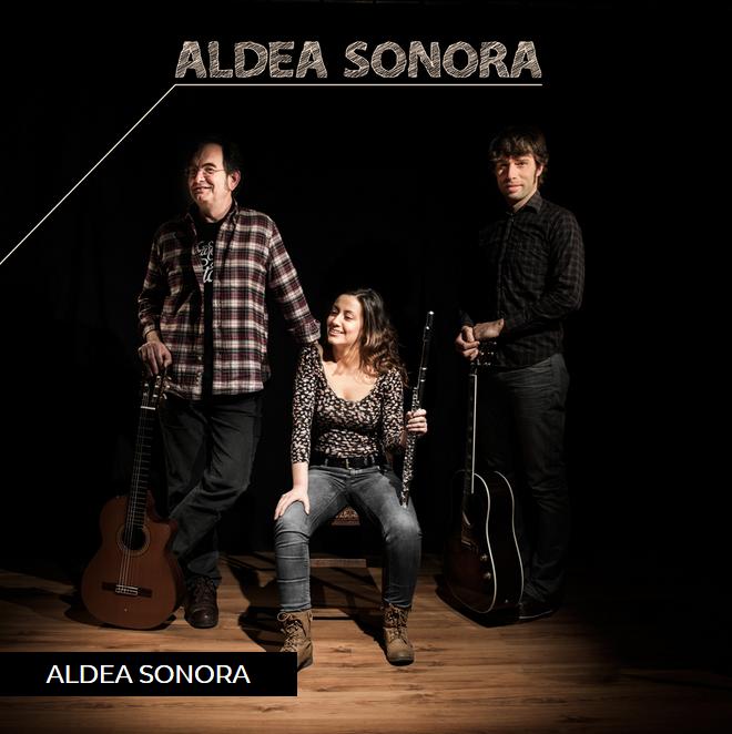 Aldea Sonora - Canciones de Invierno 2020 en Arenas de San Pedro - TiétarTeVe