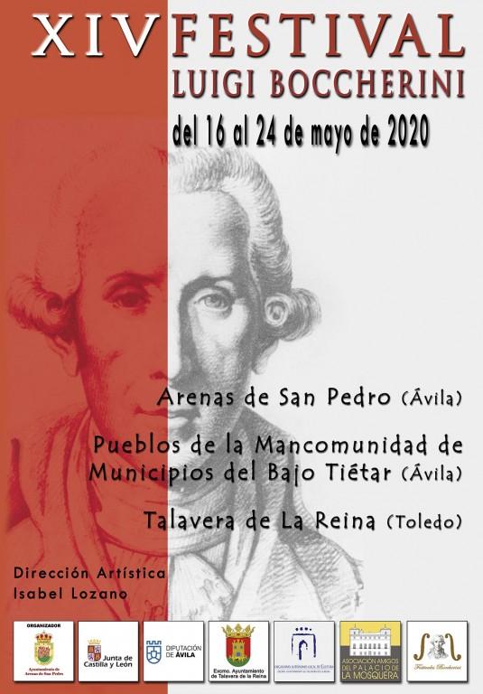 XIV Festival Boccherini - Arenas de San Pedro - Talavera de La Reina - TiétarTeVe