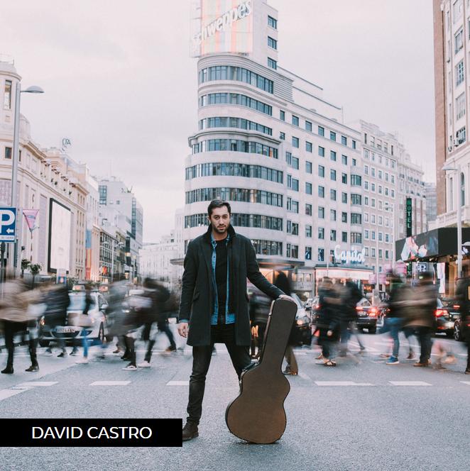 David Castro - Canciones de Invierno 2020 en Arenas de San Pedro - TiétarTeVe