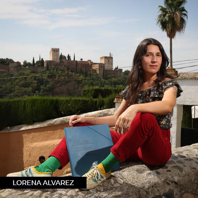 Lorena Álvarez - Canciones de Invierno 2020 en Arenas de San Pedro - TiétarTeVe