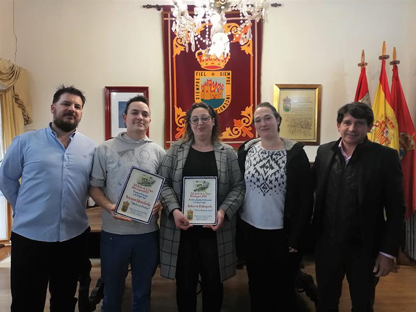 Ganadores XII Ruta de la Tapa Micológica de Arenas de San Pedro - TiétarTeVe