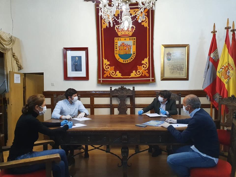 Ayuntamiento de Arenas de San Pedro y Coronavirus - TiétarTeVe