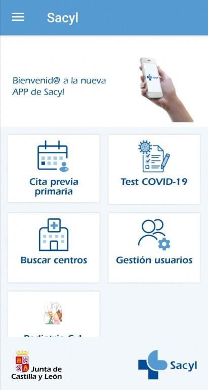 Imagen de la Aplicación Sacyl Conecta - TiétarTeVe