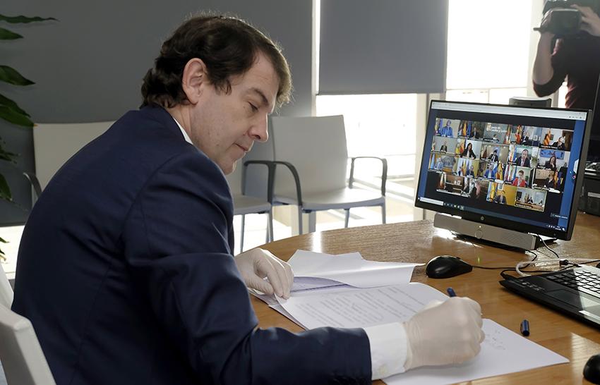 20200322+VIDEOCONFERENCIA+PRESIDENTE+GOBIERNO+08C copia