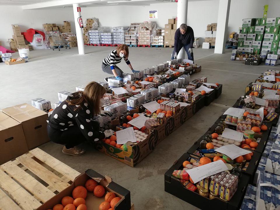 Banco de Alimentos - Arenas de San Pedro - TiétarTeVe