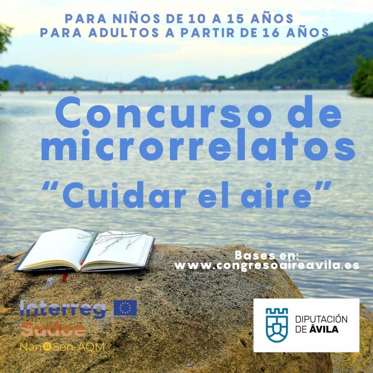 Concurso Microrrelatos Congreso Aire - Arenas de San Pedro - TiétarTeVe