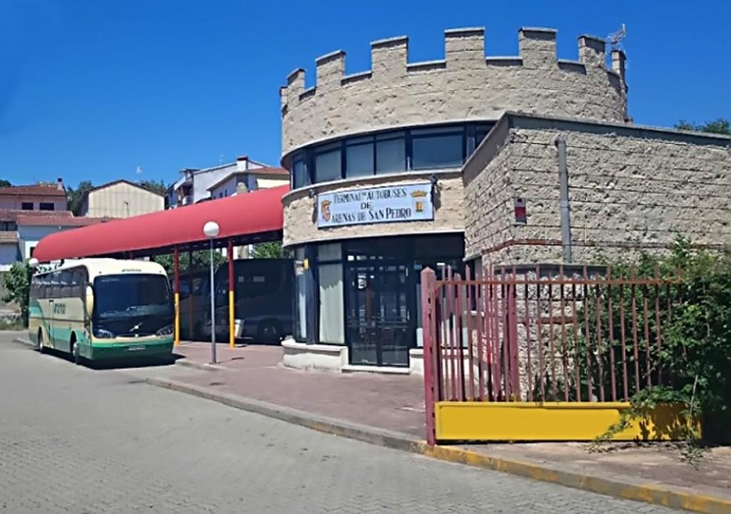 Estación de Autobuses de Arenas de San Pedro - TiétarTeVe