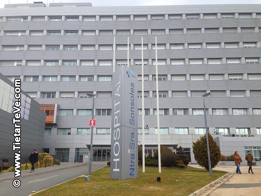Hospital Nuestra Señora de Sonsoles de Ávila - TiétarTeVe