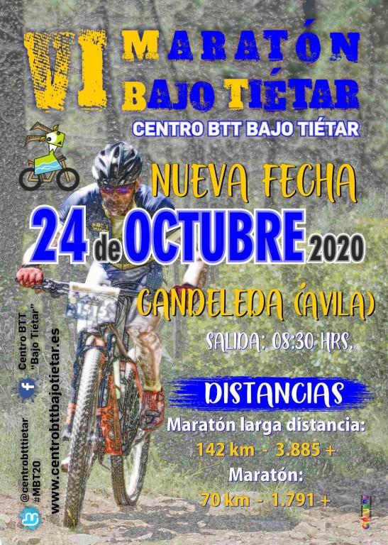 2020-10-24 Maratón Bajo Tiétar Candeleda - TiétarTeVe