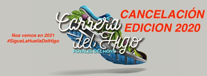 2020-08-08 CANCELADA V Carrera del Higo de Poyales del Hoyo - TiétarTeVe