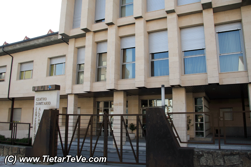 "Centro de Salud ""San Pedro de Alcántara"" de Arenas de San Pedro - TiétarTeVe"